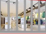 促销磁吸透明PVC塑料空调磁铁自吸软门帘超市磁性挡风隔断帘子