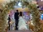 春风十里不如 昆明爱佰合 许你一场浪漫 花艺设计的婚礼