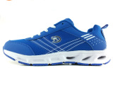 DESHU美国袋鼠男鞋 夏季网布透气运动鞋轻便防滑跑步鞋旅游鞋9