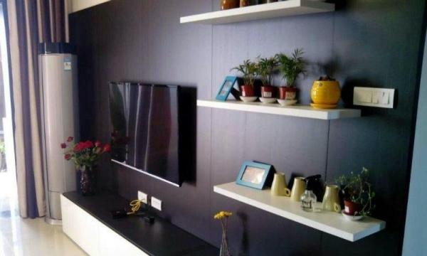 嘉州绿城温馨3房 精装修全套家电拎包入住
