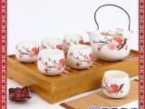 陶瓷茶具套装 青花陶瓷茶具 色釉茶具