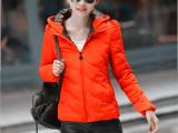 棉衣女短款2014冬装新款韩版修身加厚棉服女外套女士小棉袄大量批