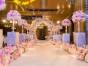 承接婚礼,寿宴,宝宝宴,气球装饰,新中式等高端定制