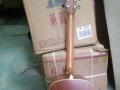 卡斯帕40寸面单板民谣吉他