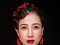 大羽美妆造型 宴会 主持人妆 商业化妆 杂志广告妆