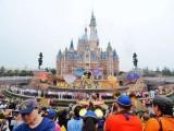 出售上海迪士尼乐园门票平日成人现价260元节假日350元