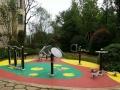 环保型塑胶弹性epdm彩色地面