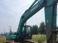 神钢 SK210LC-8 挖掘机         (手续齐全性能