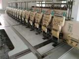 南京转让二手品牌绣花机八成新生产中