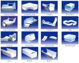 成品天沟 PVC檐沟 彩铝落水管落水系统 批发销售