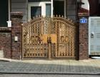 天津市安装铁艺大门,天津安装铁艺护栏 规格齐全
