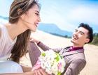 大喜玖玖婚纱摄影小编告诉肩部稍宽的新娘怎么选择婚纱