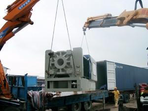中山市大型机械设备一站式搬迁,吊装移位,设备安装,