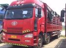 精品国四解放J6前四后八货车出售2年19万公里18万