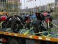 24h紧急救援拖车搭电补胎换蓄电池换轮胎上门