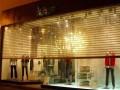 丰台区安装水晶卷帘门维修商场水晶卷帘门更换电机