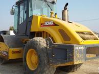 转让二手徐工18吨 20吨 22吨 26吨单钢轮振动压路机