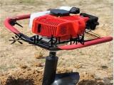 大功率四冲程地钻、挖坑机、打洞机、钻地机