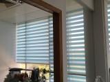 上海闵行定做窗帘 闵行区办公楼窗帘卷帘定做阳光房遮阳窗帘天棚
