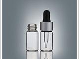3ml电化铝盖管制滴管玻璃瓶