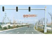 为您推荐甘肃鲁星户外照明品质好的交通信号杆_青岛交通信号杆
