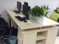 抚顺办公家具厂钢木办公桌椅一对一培训桌电话卓最便宜