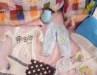 0-6个月小孩衣服出售