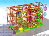 儿童拓展乐园拓展设备儿童游乐游乐设备大型游乐园攀爬网