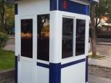 南昌钢结构保安岗亭厂家制作安装一条龙服务!