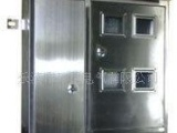 超低价供应不锈钢三开门单相电表配电箱70