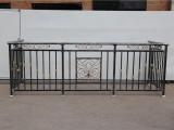 江苏固格澜栅 丹阳锌钢阳台护栏 丹阳镀锌阳台防护栏杆