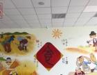 烟台墙绘专业团队-烟台空谷幽兰文化传媒有限公司