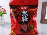 龙客食品 淘宝热卖酸甜口味黑糖话梅糖 高档健康休闲黑糖话梅糖
