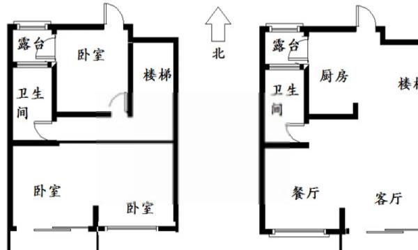 亲贤北街昌盛双喜城 精装齐全两居室 随时看