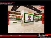 大连企业展厅设计施工