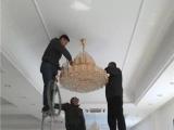 专业灯洁具安装维修 水电安装改造 电路故障维修