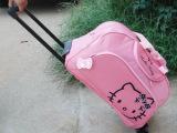批发Hello Kitty拉杆旅行包 拉杆箱包女