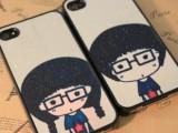 新款上市 情侣手机壳 iphone4/4s保护套 你是我的眼 情