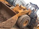 大庆二手铲车出售 二手龙工50装载机个人出售
