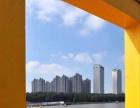 唐人中心D座商铺可一层变二层,复式结构对外招租