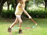 乐巢玩具|艺术体操飘带玩具|塑料玩具厂家直销儿童彩带