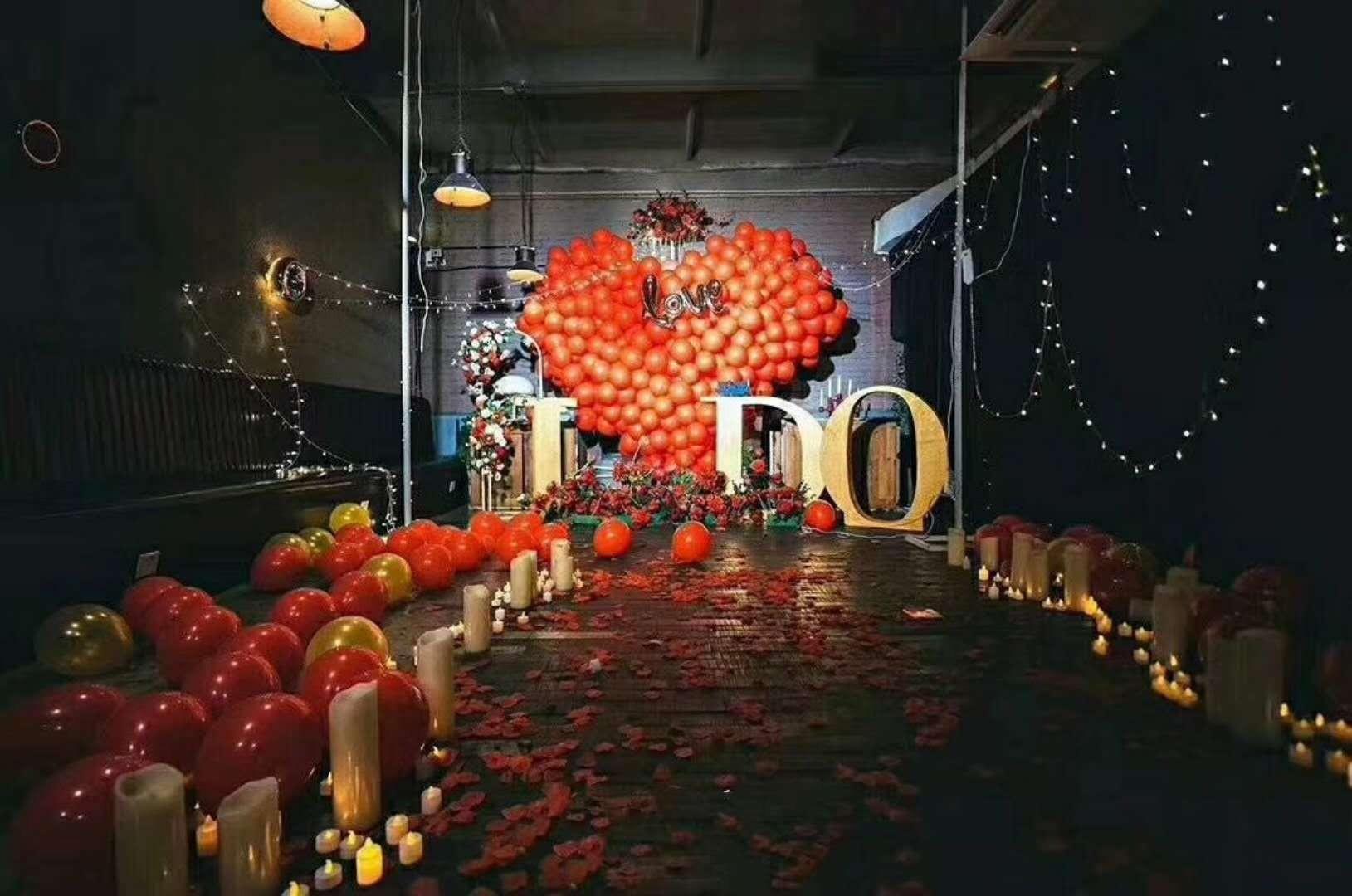 婚礼气球布置图2020款_婚礼 - Tell Love浪漫策划公司