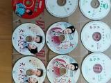 个人家微型DVD和光碟99-全新