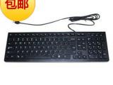 联想巧克力键盘 有线笔记本 K5819 USB 游戏超薄 原装正