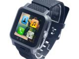 SIM卡智能手表 SIM卡定位手表 手表手机 SIM健康运动手表