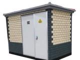 YBW-12KV预装式箱式变电站欧式美式箱变充气环网柜开闭所