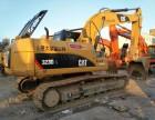 精品卡特320卡特325卡特336等二手挖掘机低价出售
