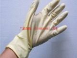 一次性乳胶手套12Q 一次性工业医用检查乳胶橡胶手套