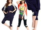 夏季新款 韩版夏季大码女装打底裤 休闲时
