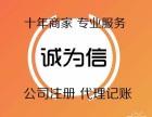 广州代理记账及港资公司 十年经验 信心保证